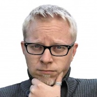 Portraitfoto Jens Berger, Redakteur der NachDenkSeiten