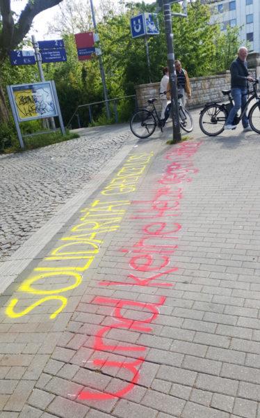 Zeichen setzen im öffentlichen Raum 2