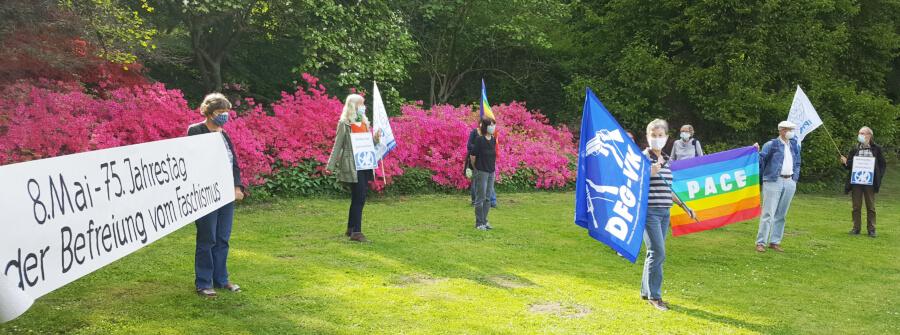 8. Mai 2020 - 75. Jahrestag der Befreiung vom Faschismus 2