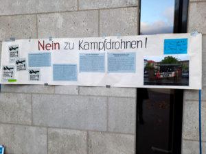 Keine bewaffneten Drohnen für die Bundeswehr! 4