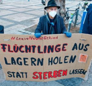 """Unser Beitrag zum bundesweiten dezentralen Aktionstag """"Abrüsten statt aufrüsten"""" 5"""