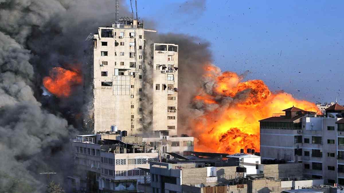 Zuspitzung im Israel-Palästina-Konflikt 1